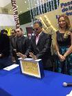 wilfrido vargas paseo de mexico Wilfrido Vargas inmortalizado en México
