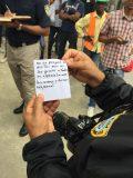 carta venezolano Suicidio: Venezolano se tiró de torre de la Lincoln, dejó carta