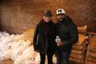 cirilo moronta Empresario regala pavos a comunidad de Washington Heights