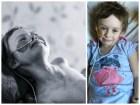 jessica whelan La foto que rompió millones de corazones; niña pierde la batalla contra el cáncer