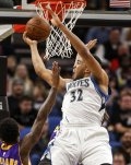 karl anthony towns Karl Anthony Towns se convierte en 'pesadilla' para defensores