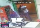 la vega1 Cámara capta robo en farmacia de La Vega