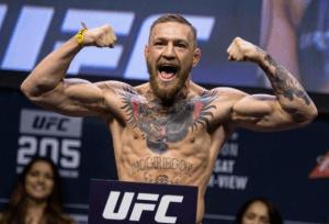 no UFC: Conor McGregor noqueó a Eddie Alvarez