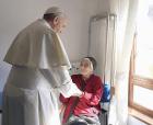 papa francisco El papa pide perdón en nombre de los católicos que no ayudan a los pobres