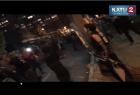 portland Video   Se vuelve loco con un bate en Portland