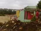 santiago2 Puerto Plata: Inundaciones destruyen siete viviendas