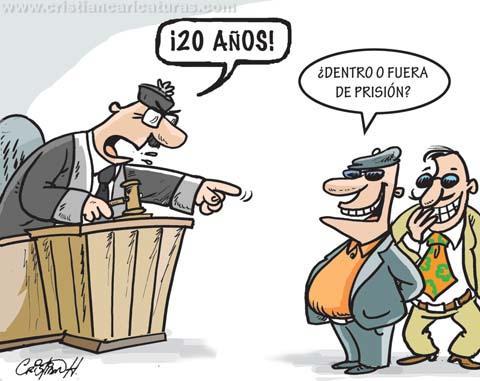 """sentencia Caricatura – """"¡Sentencia!"""""""