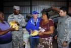 Tigres del Licey entrega ayuda a damnificados