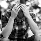 triste Causas comunes de suicidio en República Dominicana