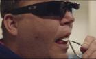 andy Vuelve a ver después de cinco años gracias a su lengua (video)