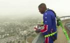 basquetbolista Video   Encesta desde 600 pies de altura