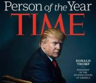 Donald Trump Persona del año (Revista Time)