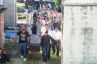 entierro Han muerto 33 periodistas dominicanos en 2016