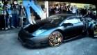 lamborghini Video – La Policía deguabina un Lamborghini en Taiwan