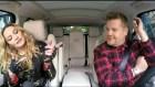 madonna1 La Reina del Pop en el Carpool Karaoke
