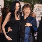 mick jagger Mick Jagger tira cartuchazo a los 73 años, su octavo hijo