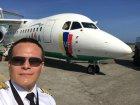Piloto avión del Chapecoense tenía orden de arresto