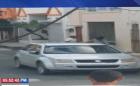 rd23 Video: Ladrón arma reperpero en una casa en la Zona Colonial