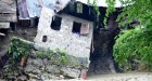 santiago1 Más viviendas podrían colapsar por lluvias