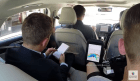 uber Uber probó primer taxi sin chofer en San Francisco