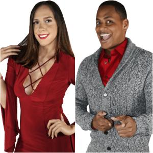 boli y arlette NY: Anuncian oficialmente programa radial con El Boli y Arlette Borrelly