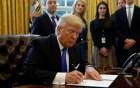 donald trump4 Trump decreta construcción del muro con México