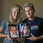 familia transgenero Eran madre e hijo, ahora son padre e hija