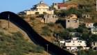 frontera Fotos de la frontera México Estados Unidos