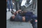 moca Video: Tipo le entra a golpe a mujer en Moca