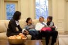 obama8 Fotos: Hijas de Obama en los 8 años en la Casa Blanca