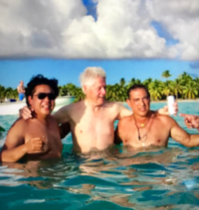 Bill Clinton en Punta Cana