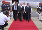 raul castro Raúl Castro llega a RD para cumbre CELAC