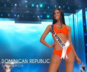 aa755825b Video  Desfile preliminar en traje de baño Miss Universo 2017. Compartir.  Enero 26