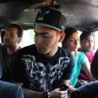 carros publicados Nueva Ley: solo 4 pasajeros en carros públicos