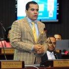 elias Prohíben entrar armao a la Cámara de Diputados
