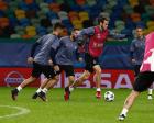 gareth bale Los 10 jugadores que más juyen del fútbol