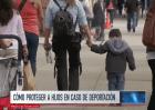 indocumentado Cómo proteger a los hijos en caso de deportación