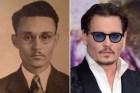 johnny depp Fotos – Los famosos y sus increíbles dobles