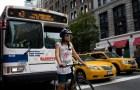 ny3 NY: Pila de criollos multados por violar ley de tránsito