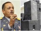 peguero paredes1 Someterán policías pongan música a to' lo que dá'