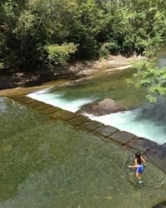 rio la ventana Date un relax: Río La Ventana, San José de las Matas