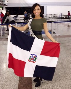 alexandra herrera Representante de RD en Miss Petite 2017
