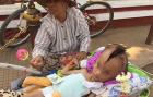 camboya El curioso caso del niño que vive con su cabeza partida en dos
