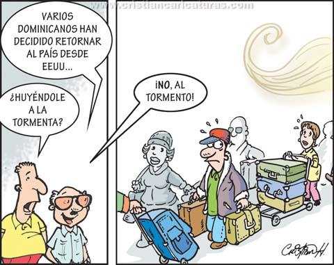 "caricatura4 Caricatura – ""El tormento del norte..."""