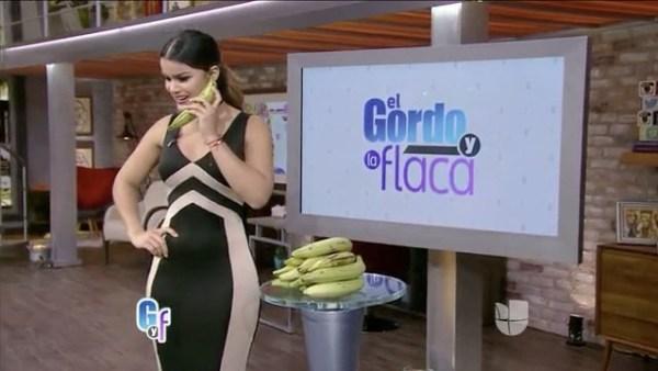 clasiplarano Clarissa Molina, plátano power