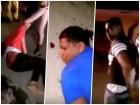 delincuentes Abimban a tres delincuentes en Los Alcarrizos