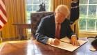 donald trump La nueva orden migratoria de Trump