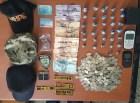 droga1 Tipo con narco colmado en Santo Domingo