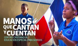 manos que cantan y cuentan Manos que cantan y cuentan; primera escuela pública para sordos