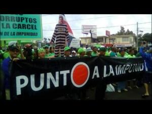 merengue contra la impunidad Audio: Merengue Contra la Impunidad